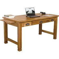 Laptop Writing Desk Designs 2865ro Sedona Laptop Writing Desk In Rustic Oak