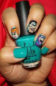 217 best fictional nail art images on pinterest nail ideas make