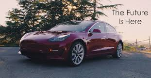 tesla model 3 production begins u2013 gadgetbyte nepal