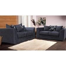 Cheap Sofa Cheap Sofa Uk Jackson Chenille Grey Fabric Sofa Collection
