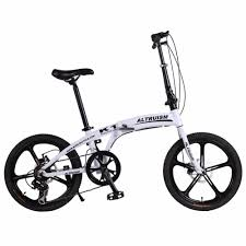 bicycle windbreaker altruism k1 folding bicycles 7 speed 20inch aluminum one round