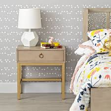 Genevieve Gorder Feather Flock Removable Wallpaper The Land Of Nod