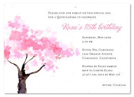 what to write on quinceanera invitations stephenanuno