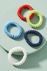 hair tie holder hair ties ponytail holders elastics anthropologie