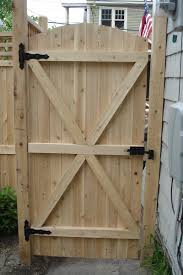 Gate For Backyard Fence Diy Gate Tutorial Diy Gate Tutorials And Books