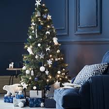 Blue Christmas Decorations Images by Christmas Tree Decorating Ideas How To Decorate Your Christmas