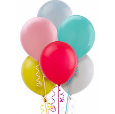 ballon boquets balloon bouquets standard colours floral garage singapore