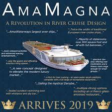 amawaterways new ship amamagna river world travel