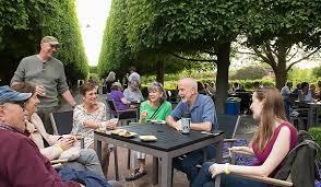 Chicago Botanic Garden Restaurant Terrace Garden Chicago Botanic Garden