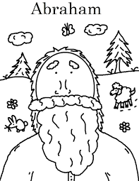 abraham and isaac coloring page 200 best pre k sunday images on pinterest coloring sheets