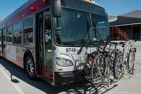 three bike bus racks on muni a solution for late night transit