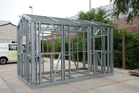 house framing cost low cost steel frame pod beauty of steelframe pinterest