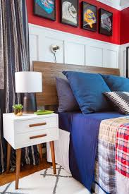 Boys Bedroom Decor by Sports Bedrooms Pinterest Boys Bedroom Themes Sports Black With