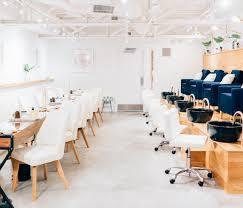 organic nail salon non toxic nail salons in denver u0026 la
