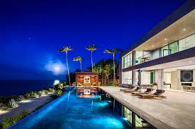 stunning contemporary property up for sale in malibu