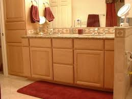 best wood choice for bathroom cabinet maple bathroom vanity in