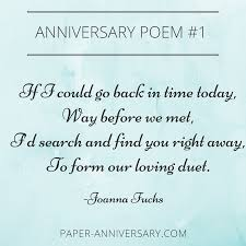 wedding wishes poem 10 ridiculously anniversary poems for