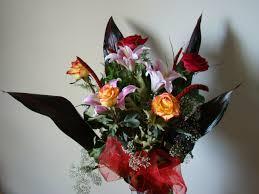 composition florale avec des roses images gratuites fleur pétale rose décoration rouge flore