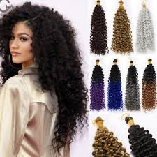 crochet twist hairstyle 15 5pcs lot full head water wavy braiding crochet twist braids