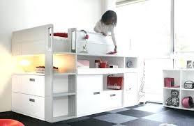 rangement chambres enfants lit enfant avec rangements lit enfant rangements chambre enfant