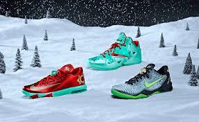 christmas kd 6 nike basketball 2013 christmas pack lebron 11 8 system