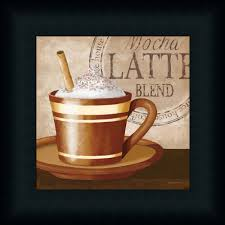 coffee themed kitchen canisters latte kitchen decor home u0026 interior design