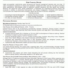 Financial Resume Example by Pleasurable Design Ideas Finance Resume Examples 5 Resume Sample