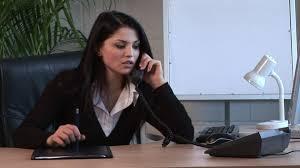 femme de bureau femme d affaires téléphoner business hd stock 422 211