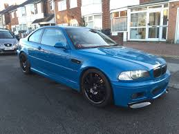 Bmw M3 Colour Bmw M3 Laguna Seca Blue Rare Colour Mint Condition New Tyres Long