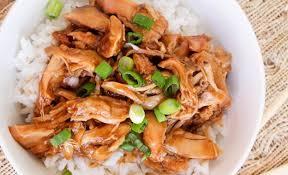 cuisiner haut de cuisse de poulet recette facile de haut de cuisse de poulet teriyaki à la mijoteuse
