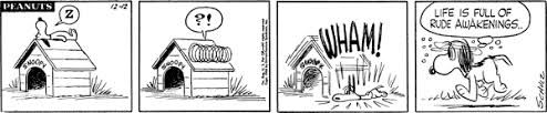 snoopy on his dog house snoopy s doghouse peanuts wiki fandom powered by wikia