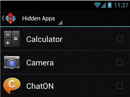 how to hide an app android how to hide apps on an android phone itworld