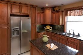 How To Glaze Kitchen Cabinets With A Dark Glaze Kitchen Cabinets Detroit Mi Cabinets
