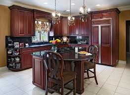 Moving Kitchen Island by Can I Brighten My Kitchen By Moving The Cabinets