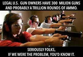 Legal Memes - if legal gun owners were the problem you d know it sons of