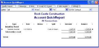 inventory errors common quickbooks inventory accounting mistakes