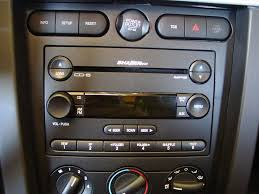 2005 2009 ford mustang car audio profile