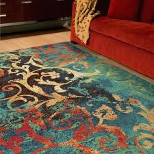 Coral Area Rugs Sale Coral Area Rugs Sale Pattern Print Simpsonovi Info