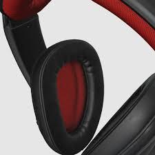 La Z Boy Raynor Leather Executive Chair Amazon Com Sennheiser Gsp 350 Surround Sound Pc Gaming Headset