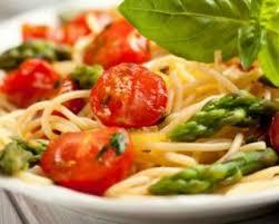 cuisiner les tomates cerises pâtes aux asperges et tomates cerises recette les asperges