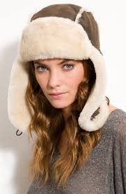 ugg sale hats ugg bomber chocolate bailey shearling aviator hat product 2 2270134 758819584 jpeg