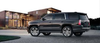 2018 yukon denali full size luxury suv exterior photos gmc