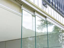 glas balkon detail glas marte