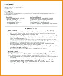 recruiter resume exles staffing resume employment resume sles employment staffing