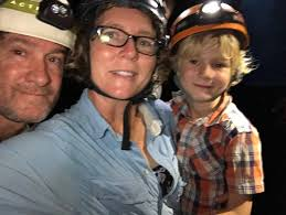 when fieldwork is family time cave surveys for endangered bats