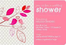 bridal shower invites wedding shower invitation ideas amulette jewelry