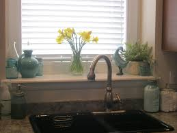 kitchen window sill ideas stunning window sill decorating ideas pictures decorating