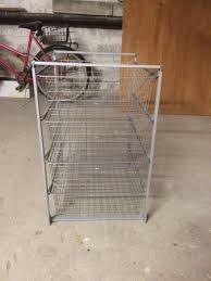 furniture ikea scarf rack wire basket drawer ikea antonius