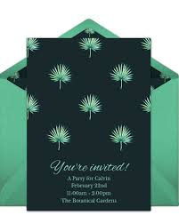 super bowl party invitation template 35 paperless engagement party invites martha stewart weddings