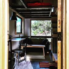 the upslope tiny house